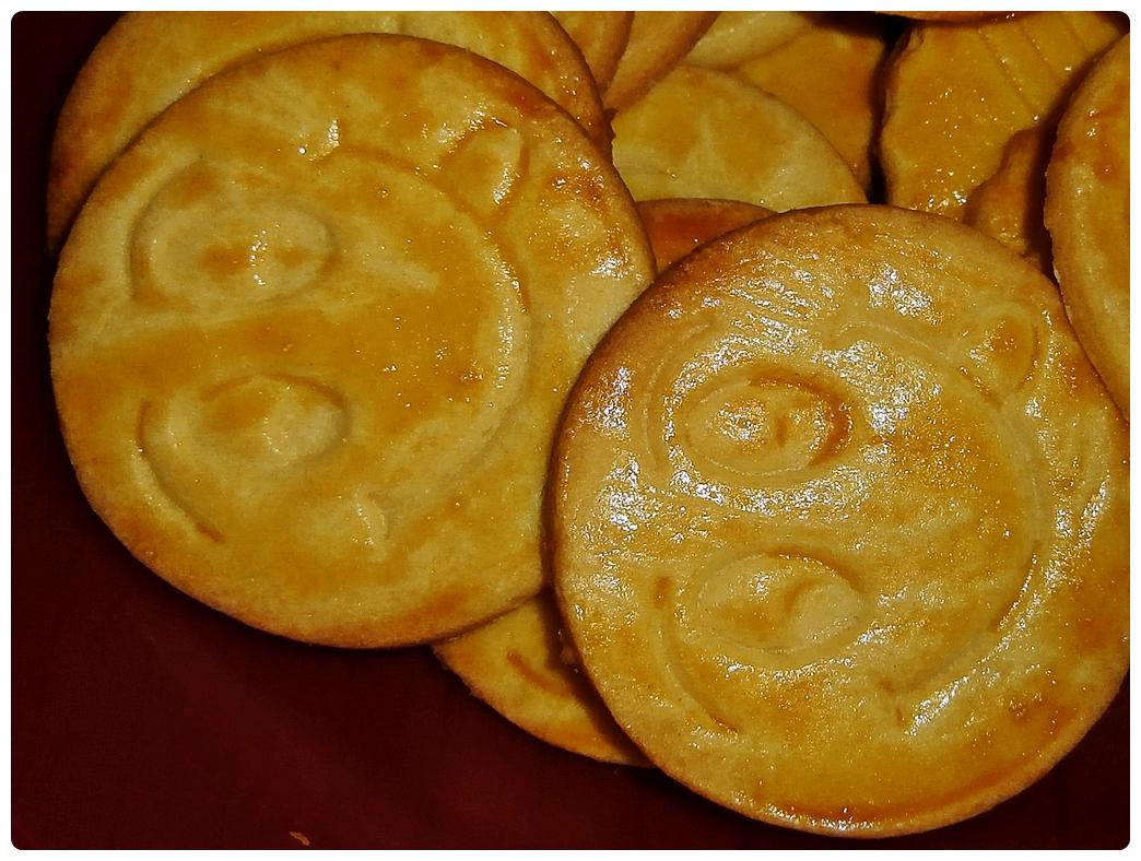 Ciasteczka pachnące wanilią