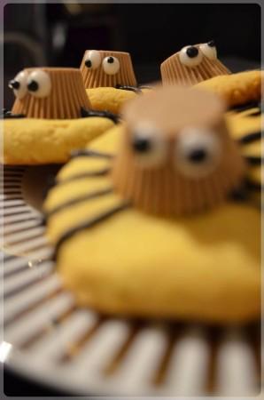 Halloweenowe ciastka pajączki