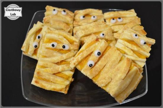 Idealne ciastka na Halloween